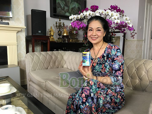 Tin độc quyền: Diễn viên Minh Phương bị bệnh mạn tính